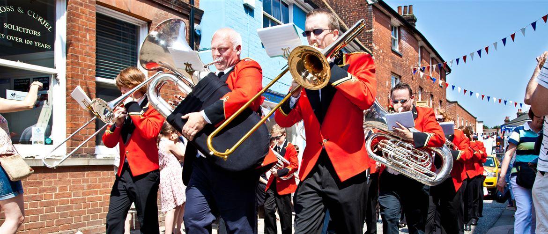 Woodbridge - Towns & Villages - Excelsior Band