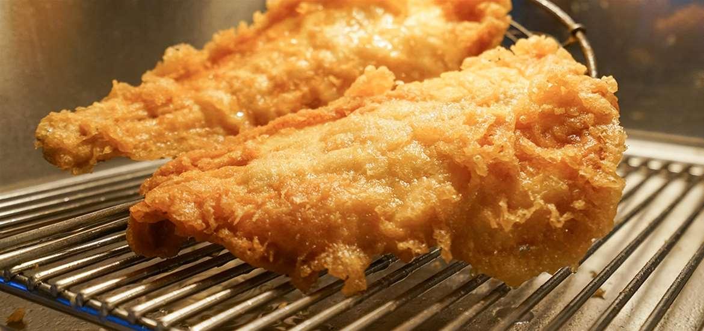 FD - Aldeburgh Fish and Chip Shop - Battered Fish
