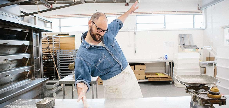 FD - The Cake Shop Bakery - David Wright