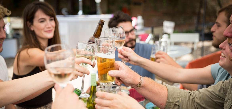 F&D - The Table - Woodbridge - Drinks