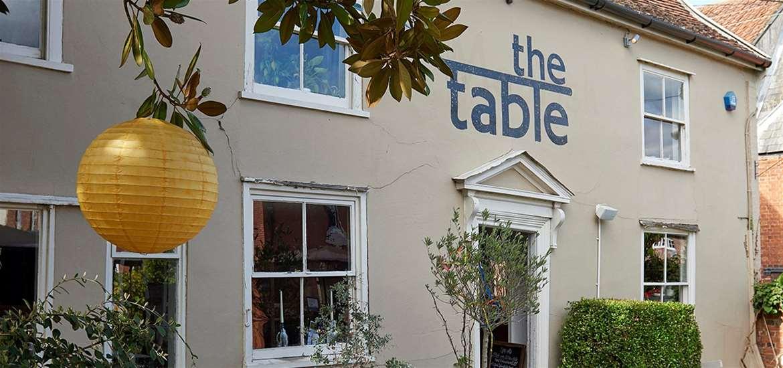 F&D - The Table - Woodbridge - Exterior
