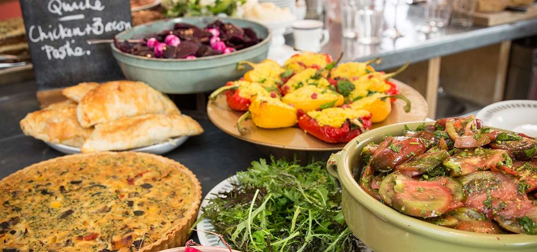 F&D - The Table - Woodbridge - Salad Bar