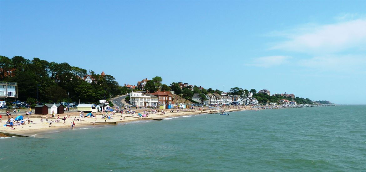 Felixstowe Tourist Information Points