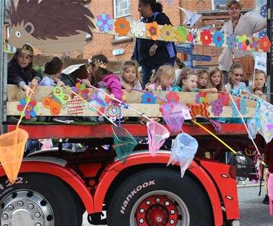 Felixstowe Carnival Float - The Suffolk Coast