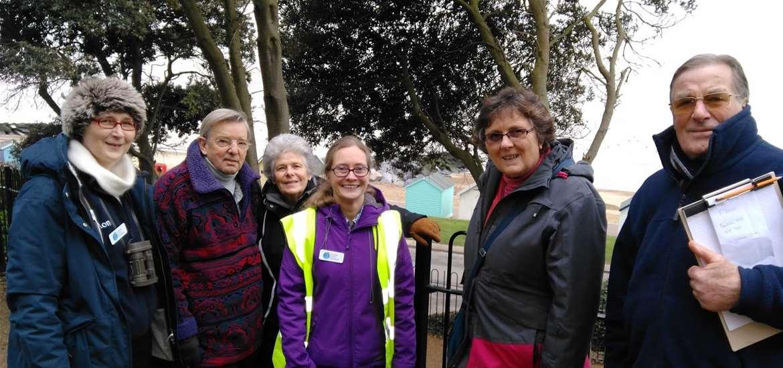 Things to Do - Attractions - Felixstowe - Suffolk Coast Greeters - Greeter Deborah Wargate