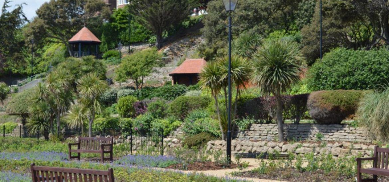 Felixstowe Seafront Gardens - Image courtesy of Visit Felixstowe