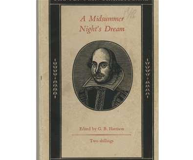 Festival Talk: A Midsummer Night's Dream