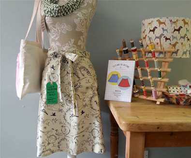 Fionas Fabrics Sewing Workshops - Woodbridge-19