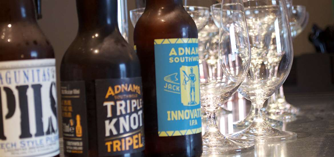 Food and Drink-Sea Spice-Aldeburgh-Suffolk Coast-Beer