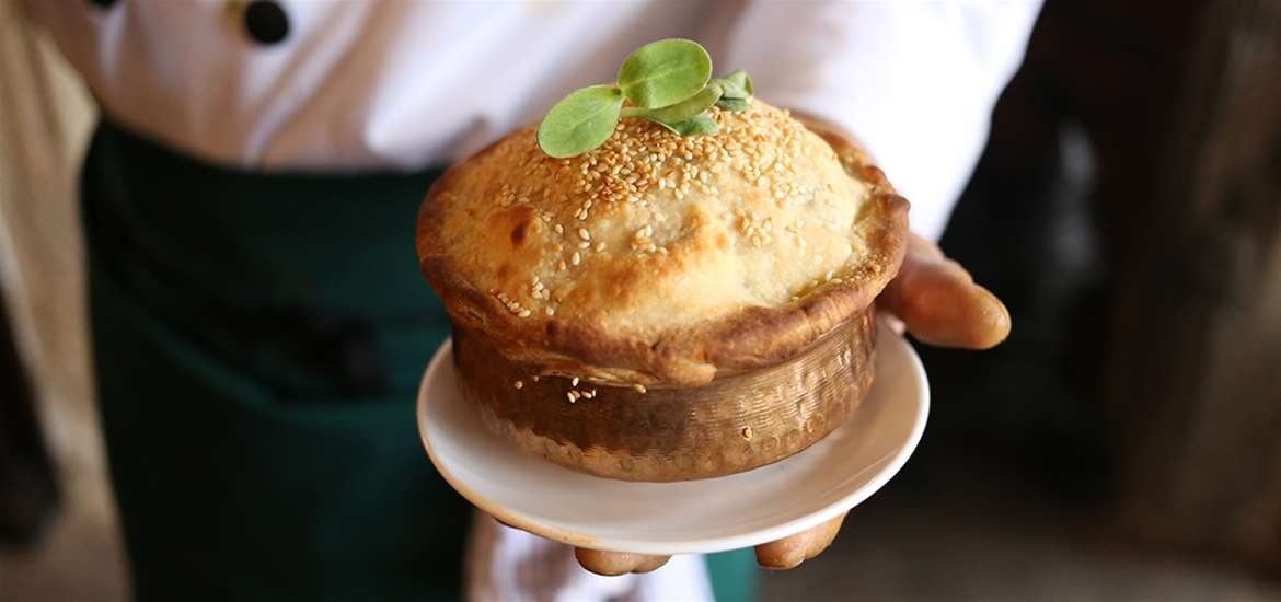 Food and Drink-Sea Spice-Aldeburgh-Suffolk Coast-Delicious Pie