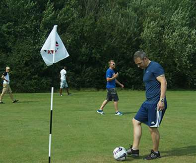 TTDA - Foot Golf at High Lodge - High Lodge Leisure