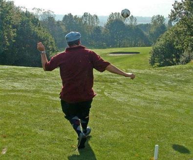 High Lodge - Football Golf Monthly Competition