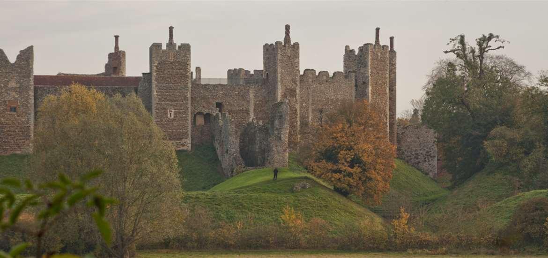 Framlingham Castle - (c) Emily Fae Photography