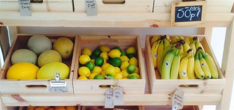 Giddens & Thompson Greengrocers - Fruit