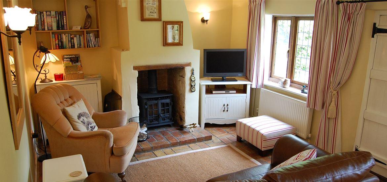 Hare Lodge Sitting Room