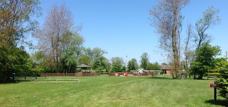Heathland Beach Pitches and Playground