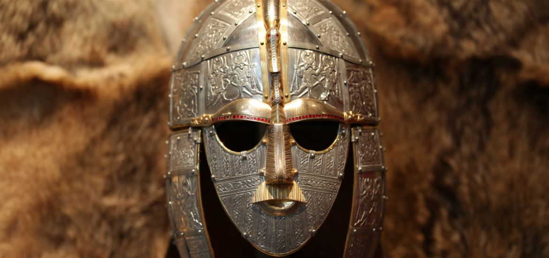 Sutton Hoo - Helmet