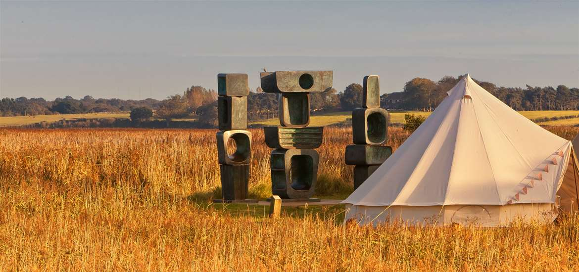 Articles - Aldeburgh Food and Drink Festival 2016 - Henry Moore Sculpture
