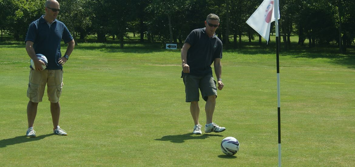 High Lodge Footgolf
