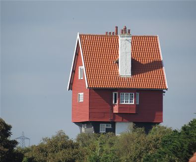 Famous Homes on The Suffolk Coast
