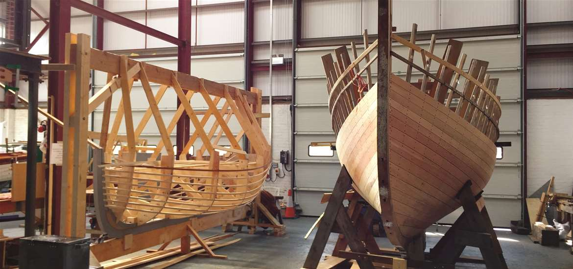 International Boat Building College