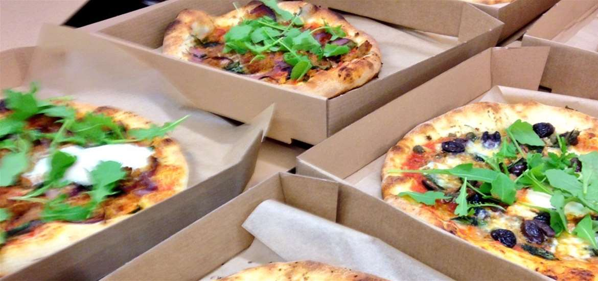 Two Magpies Bakery - Pizzas - Where to East