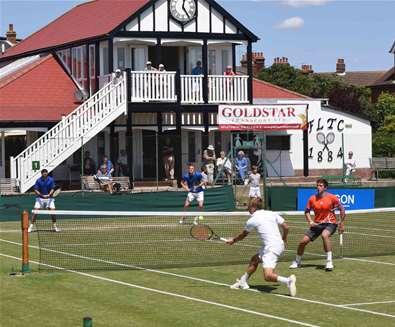 ITF 4th Felixstowe Grass..