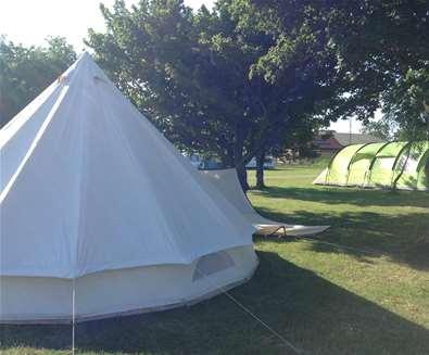 WTS - Haw Wood Farm - Yurt