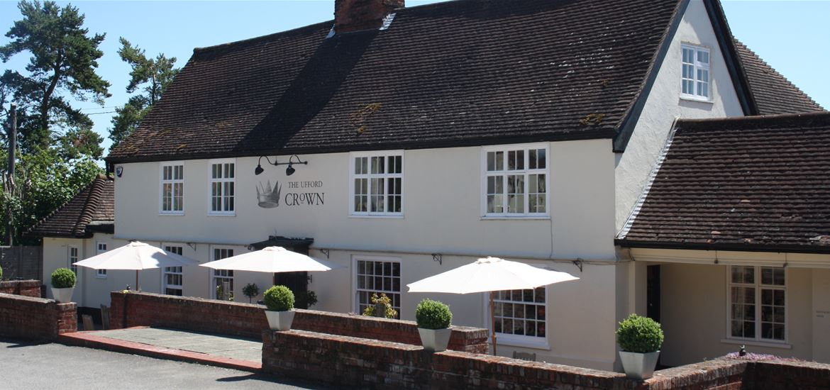The Ufford Crown Exterior
