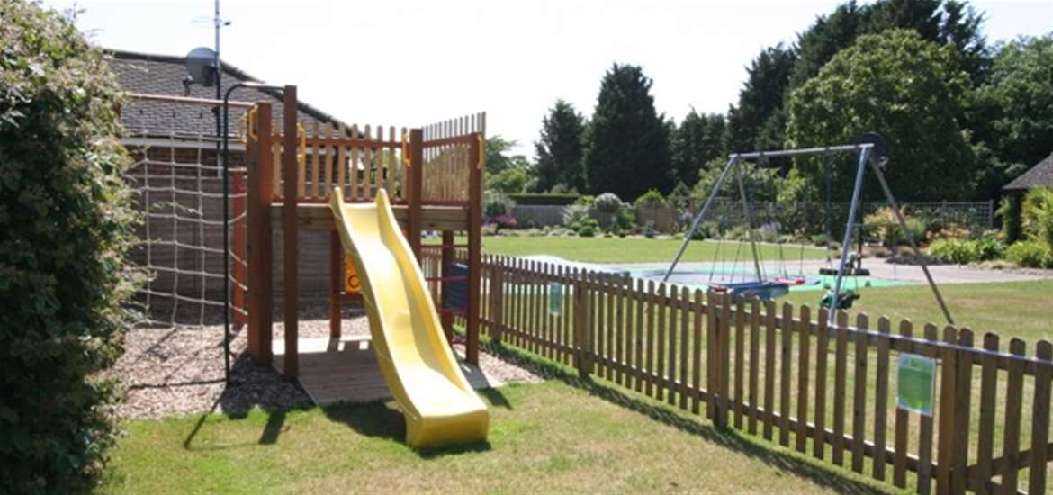 Play Equipment - Heath View Holidays - Where to Stay