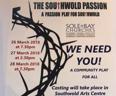 The Southwold Passion at..