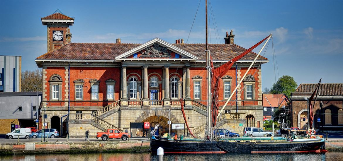 Ipswich Custom House-credit-Ipswich Town Waterfront