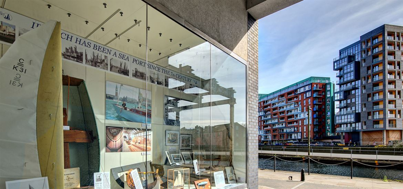 Ipswich Maritime Window-credit-Ipswich Town Waterfront