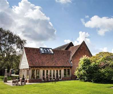 Win a Night at Ivy House Country Hotel!