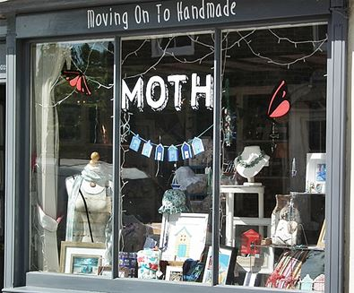 Moth Crafts