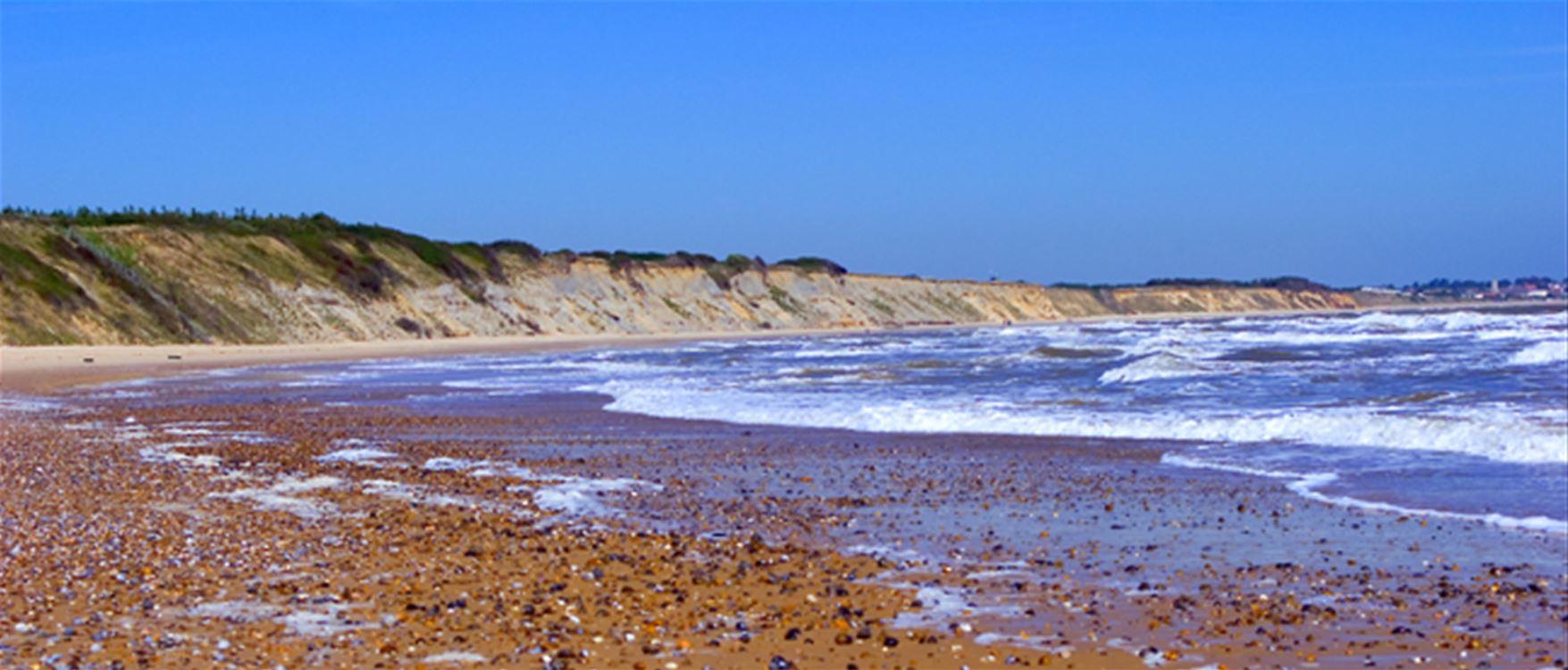 Kessingland Beach Suffolk