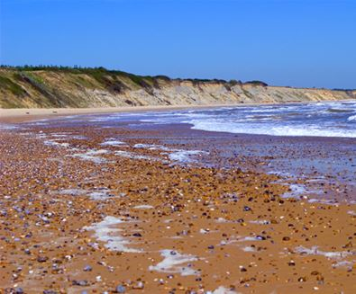 Kessingland Beach Suffolk