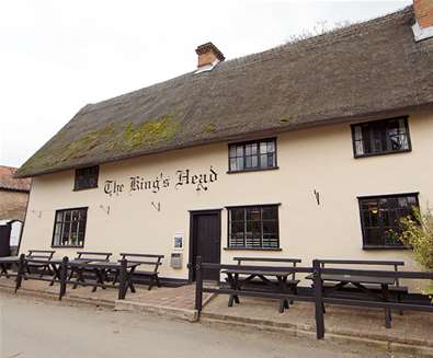 The King's Head (The Low House)