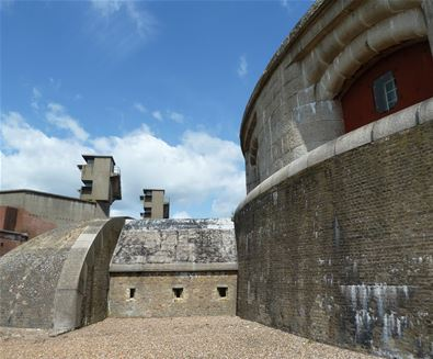 Landguard-Fort-architecture-2