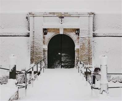 Christmas at Landguard Fort