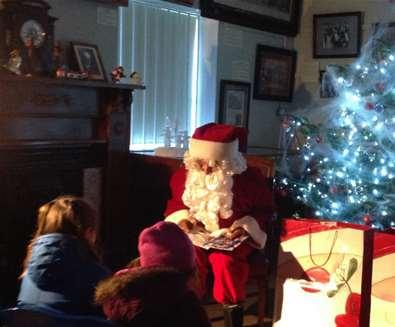 Christmas Fair at The Long Shop Museum