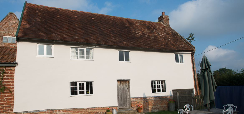 Suffolk Coastal Cottages - Leman Cottage