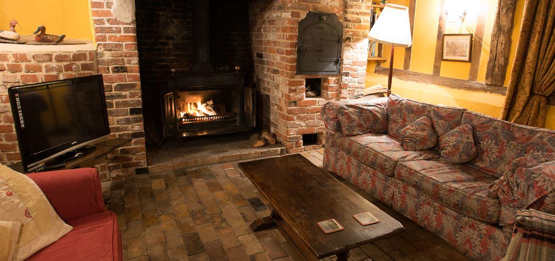 Suffolk Coastal Cottages - Leman Cottage Interior