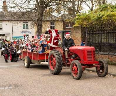 Leiston Celebrates Christmas