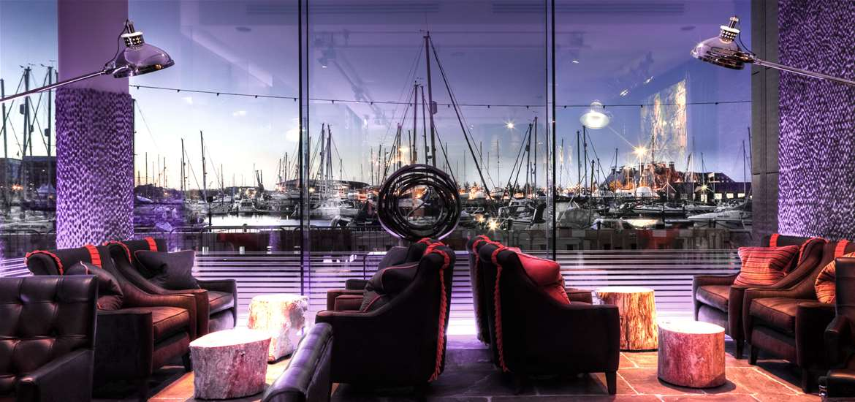 Salthouse Harbour Hotel - Lounge - Accomodation