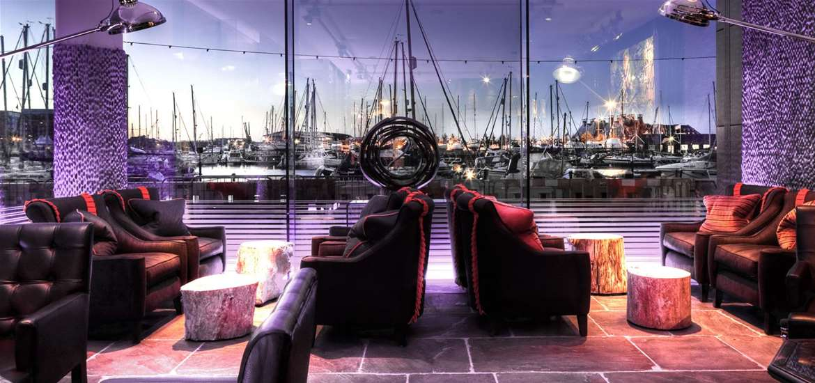 WTS - Salthouse Harbour Hotel - Lounge
