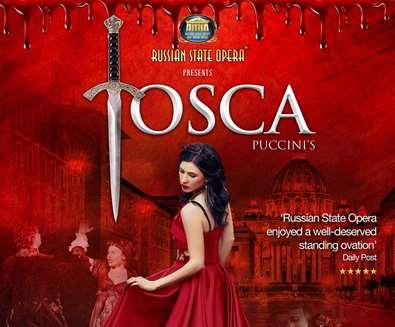Tosca: Russian State Opera