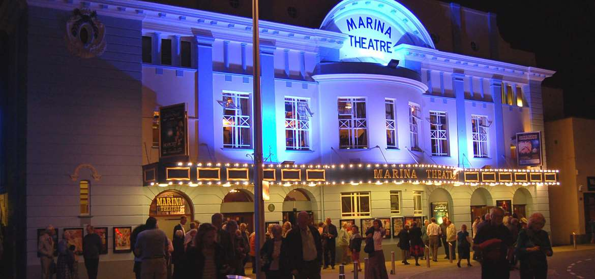 Marina Theatre - Lowestoft - Attractions