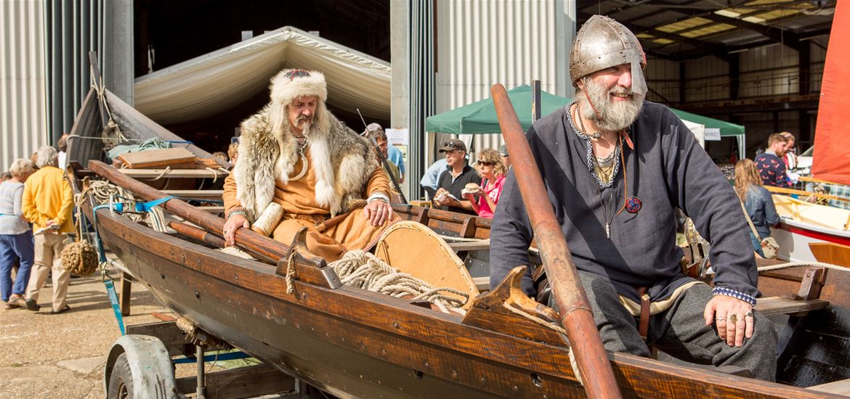 Maritime Woodbridge Anglo Saxons