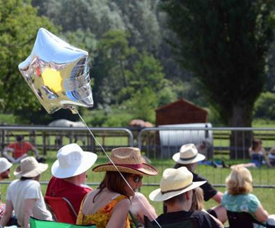Easton Farm Park goes West for the Maverick Festival